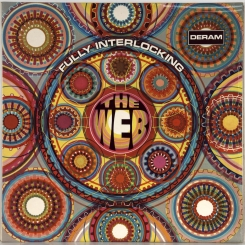 19. WEB-FULLY INTERLOCKING-1968-ПЕРВЫЙ ПРЕСС (MONO) UK-DERAM-NMINT/ARCHIVE