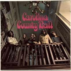 73. ELF(FR. DIO R.J.)-CAROLINA COUNTRY BALL- 1974- ПЕРВЫЙ ПРЕСС UK-PURPLE-NMINT/NMINT
