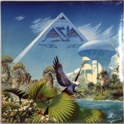 47. ASIA-ALPHA-1983-FIRST PRESS UK-GEFFEN-NMINT/NMINT