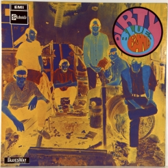43. DIRTY BLUES BAND-DIRTY BLUES BAND-1968-ПЕРВЫЙ ПРЕСС(ПРОМО) UK-STATESIDE-NMINT/NMINT