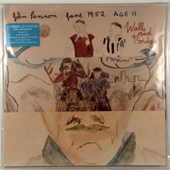 26. LENNON, JOHN-WALLS & BRIDGES-1974-ПЕРЕИЗДАНИЕ 1999 UK-APPLE-NMINT/NMINT