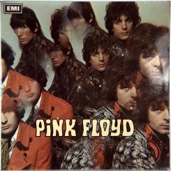 21. PINK FLOYD-THE PIPER AT THE GATES OF DAWN (STEREO)-1967-ПЕРВЫЙ ПРЕСС UK-COLUMBIA-NMINT/NMINT