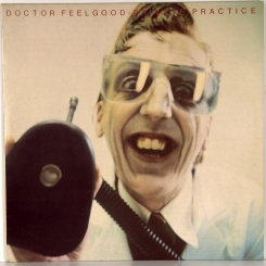 30. DR. FEELGOOD-PRIVATE PRACTICE-1978-ПЕРВЫЙ ПРЕСС UK-UNITED ARTISTS-NMINTNMINT