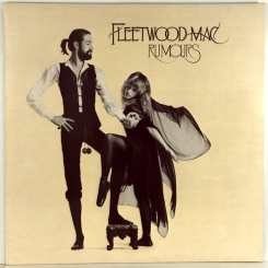 31. FLEETWOOD MAC-RUMOURS-1977-FIRST PRESS UK-WARNER BROS.-NMINT/NMINT
