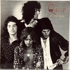 57. QUEEN-AT THE BEEB-1973-ПЕРВЫЙ ПРЕСС 1989 UK-QUEEN PROD.-NMINT/NMINT