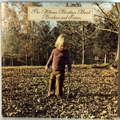 39. ALLMAN BROTHERS BAND-BROTHERS AND SISTERS-1973-ПЕРВЫЙ ПРЕСС UK-CAPRICORN-NMINT/NMINT