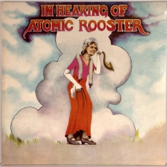 12. ATOMIC ROOSTER-IN HEARING OF-1971- ПЕРВЫЙ ПРЕСС UK-PEGASUS-NMINT/NMINT