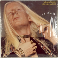17. WINTER, JOHNNY-STILL ALIVE AND WELL-1973-ПЕРВЫЙ ПРЕСС UK-CBS-NMINT/NMINT