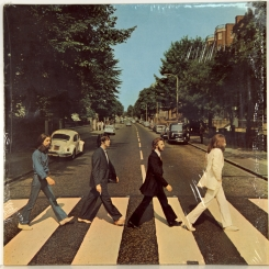 9. BEATLES-ABBEY ROAD-1969-ПЕРВЫЙ ПРЕСС GERMANY-APPLE-NMINT/NMINT
