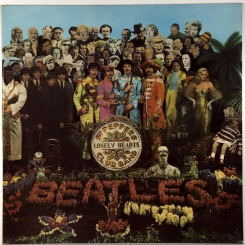 19. BEATLES-SGT PEPPER'S LONELY HEARTS CLUB BAND-1967-FIRST PRESS(МОNО) UK-PARLOPHONE-NMINT/NMINT