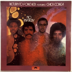 258. RETURN TO FOREVER FEATURING CHICK COREA-NO MYSTERY-1975-ПЕРВЫЙ ПРЕСС UK-POLYDOR-NMINT/NMINT