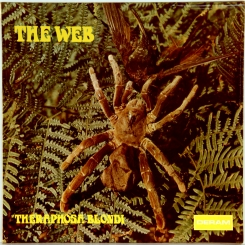 20. WEB-THERAPHOSA BLONDI-1969-ПЕРВЫЙ ПРЕСС UK-DERAM-NMINT/ARCHIVE