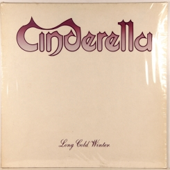 64. CINDERELLA-LONG COLD WINTER-1988-первый пресс HOLLAND-MERCURY-NMINT/NMINT