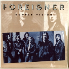 76. FOREIGNER-DOUBLE VISION-1978-ПЕРВЫЙ ПРЕСС USA-ATLANTIC-NMINT/NMINT