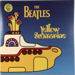 18. BEATLES-YELLOW SUBMARINE SOUNGTRACK (COLOR LP)-1999-ПЕРВЫЙ ПРЕСС UK/EU-APPLE-NMINT/NMINT