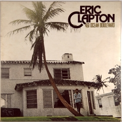42. CLAPTON, ERIC-461 OCEAN BOULEVARD-1974-FIRST PRESS UK-RSO-NMINT/NMINT