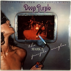 103. DEEP PURPLE-THE MARK II PURPLE SINGLES-1979-ПЕРВЫЙ ПРЕСС UK-PURPLE-NMINT/NMINT