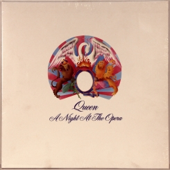 59. QUEEN-A NIGHT AT THE OPERA-1975-ОРИГИНАЛЬНЫЙ ПРЕСС 1997 UK-EMI-NMINT/NMINT