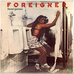 65. FOREIGNER-HEAD GAMES-1979-ПЕРВЫЙ ПРЕСС (КЛУБНЫЙ) USA-ATLANTIC-NMINT/NMINT