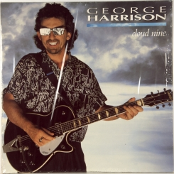 58. HARRISON, GEORGE-CLOUD NINE-1987-ПЕРВЫЙ ПРЕСС GERMANY-DARK HORSE-NMINT/NMINT