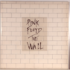 66. PINK FLOYD-THE WALL-1979-ПЕРВЫЙ ПРЕСС UK-HARVEST-NMINT/NMINT