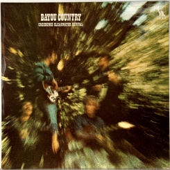 3. CREEDENCE CLEARWATER REVIVAL-BAYOU COUNTRY-1969-ВТОРОЙ ПРЕСС 1970 UK-LIBERTY-NMINT/NMINT