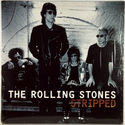 42. ROLLING STONES-STRIPPED-1995-FIRST PRESS UK-VIRGIN-NMINT/NMINT