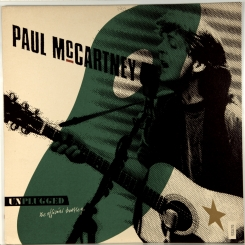 49. MCCARTNEY, PAUL-UNPLUGGED (OFFICIAL BOOTLEG)-1991-ПЕРВЫЙ ПРЕСС UK/EEC-MPL-NMINT/NMINT