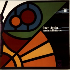 38. BARCLAY JAMES HARVEST-ONCE AGAIN-1971-ПЕРВЫЙ ПРЕСС (QUADRAPHONIC) UK-HARVEST-NMINT/NMINT