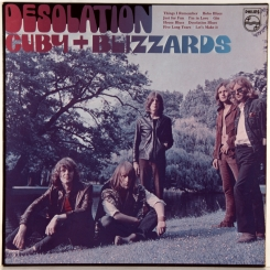 54. CUBY + BLIZZARDS-DESOLATION-1968-ПЕРВЫЙ ПРЕСС UK-PHILIPS-NMINT/NMINT