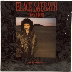 112. BLACK SABBATH-SEVENTH STAR-1986-ПЕРВЫЙ ПРЕСС UK-VERTIGO-NMINT/NMINT