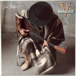 11. VAUGHAN,STEVIE RAY AND DOUBLE TROUBLE-IN STEP-1989-ПЕРВЫЙ ПРЕСС UK/EU-HOLLAND-EPIC-NMINT/NMINT