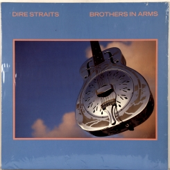54. DIRE STRAITS-BROTHERS IN ARMS-1985-FIRST PRESS GERMANY-VERTIGO-NMINT/NMINT